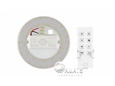 ชุดLEDพร้อมสวิทซ์รีโมทควบคุมแบบเป็นเซ็ต BLY-12S1 สามารถให้ความสว่างได้เปลี่ยนสีได้กินไฟฟ้า12Watt